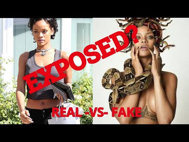 Rihanna Replaced? IS SHE REALLY A CLONE?