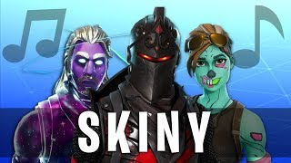 🎵 SKINS-Fortnite Song | YOUNG LEESOO