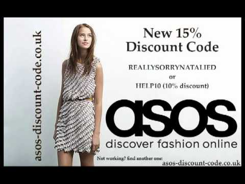 ASOS 15 Off First Order (Sign Up Offer): This offer is for all new users that sign up with ASOS for the first time. When customer sign up and their registration is confirmed, then they get an email with ASOS Promo code.