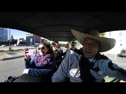 360 View 4K Dallas Tours Argentina and Mckinney tourist enjoy a crazy tour in Dallas Texas