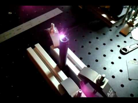 Laser-Engraving a Smith & Wesson M&P Barrel -
