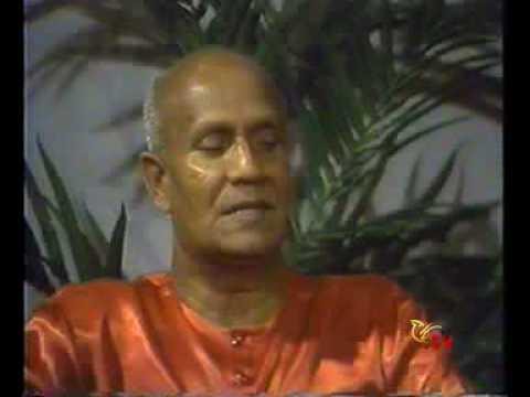 Sri Chinmoy Interview Part 1