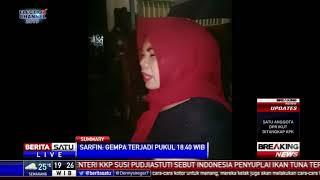 Download Video Kepanikan Warga Saat Gempa 6,9 SR Guncang Sulteng MP3 3GP MP4