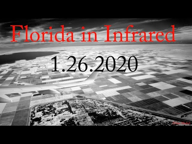 Florida in Infrared