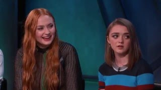 Game of Thrones Cast Funny Moments