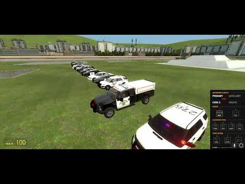 Garry's Mod chp mod and light review