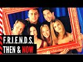 F.R.I.E.N.D.S Then and Now: How the Friends Cast Aged