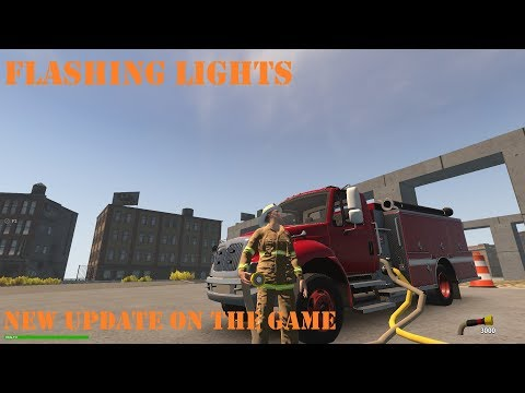Flashing Lights -- new update for the game  