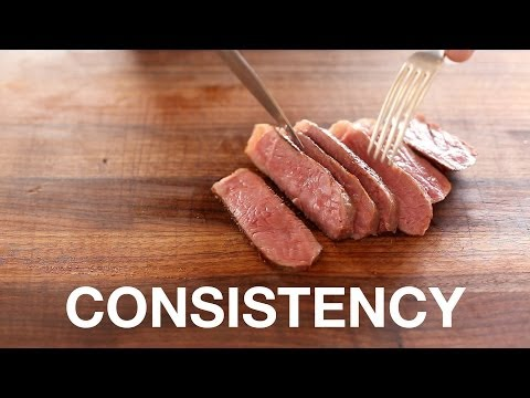 Learn to Cook Like a Pro: Why Cooking Sous Vide Is So Consistent