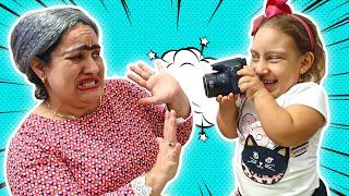 Virei BABÁ por um dia | MC Divertida em uma BABÁ muito ESQUISITA (Kids Pretend Play Nanny for a Day)
