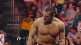 Daniel Bryan vs. Zack Ryder_RAW 19,03,2012 русс,озв от 545TV