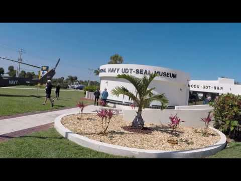 A visit to The Navy Seal Museum..Part 1-Outdoors