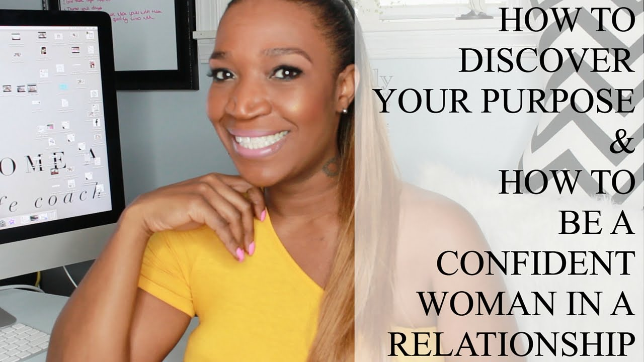 Being a confident woman in a relationship