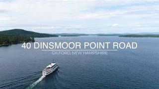 40 Dinsmoor Point Road in Gilford, NH