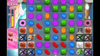 How to beat Candy Crush Saga Level 502 - 2 Stars - No Boosters - 294,240pts