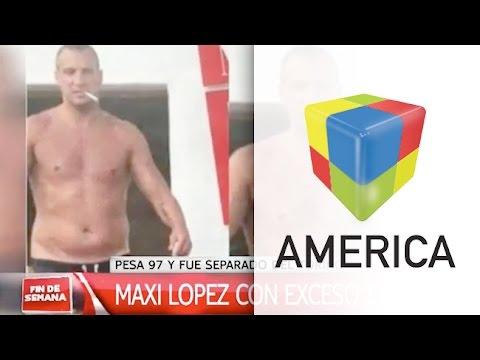 Tras ser criticado por sobrepeso, Wanda Nara se burla de Maxi López