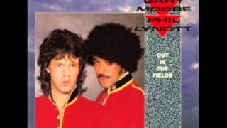 Gary Moore and Phil Lynott - Military Man (HQ)