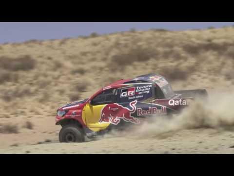 2017 Dakar - Villers and Al Attiyah