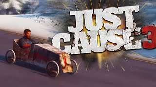 Just Cause 3 - Taca-le Pau Rico