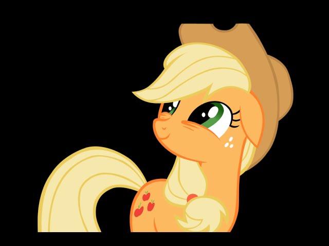 Мой маленький пони на русском знакомство с Эпплджек / My little pony friendship with Applejack