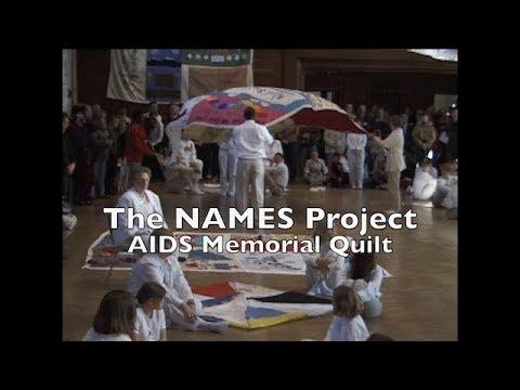 Aids Memorial Quilt 1999 Indiana Memorial Union