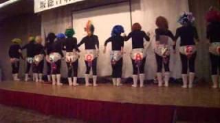 劇団SUOによる 2010.12.14 とある病院の大忘年会にて披露された宴会ダン...