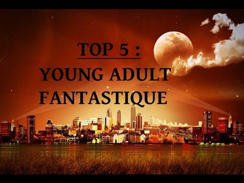 [Books] TOP 5 Young Adult Fantastique poster