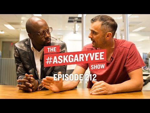 Wyclef, Dealing with Rejection & How to Make it in the Music Industry | #AskGaryVee Episode 212