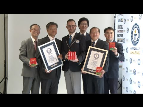 China's Xinhua Dictionary Wins Two Guinness World Records