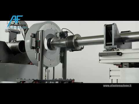 Automatic Assembly System For Hydraulic Cylinders