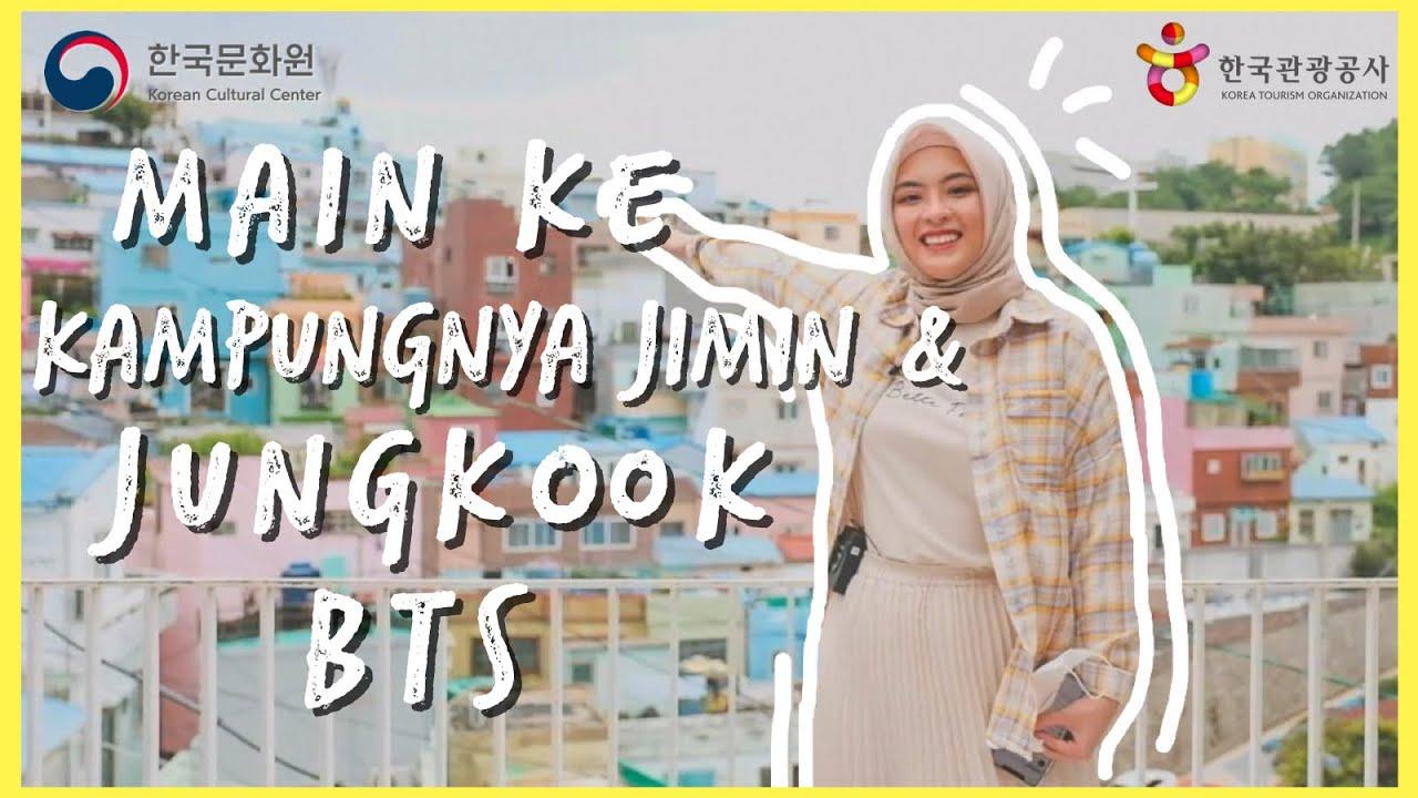 TRIP TO BUSAN ✈️🇰🇷 EP. 1 - VIRTUAL TRAVEL #KeKoreaAja - BUSAN 🇰🇷