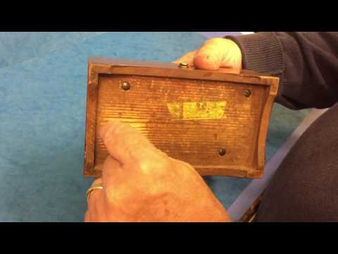Antique Music Box For Sale Online