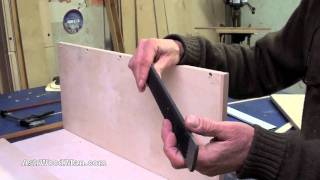 How To Make Plywood Boxes • 22 Of 64 • Woodworking Project For Kitchen Cabinets, Desks, Etc...