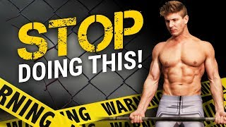 Stop Doing Barbells Curls NOW! | DO THIS INSTEAD