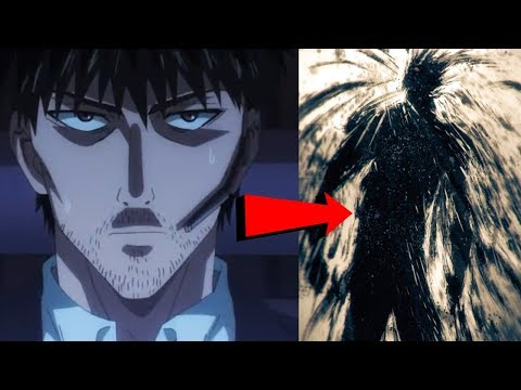 The Bearded Worker Rabbit Hole / One Punch Man