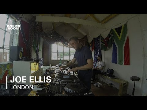 Joe Ellis Boiler Room London DJ Set