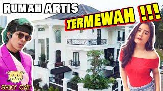 Inilah Rumah Artis TerMEWAH!!! ATTA & PRILLY? SEPERTI ISTANA!!!