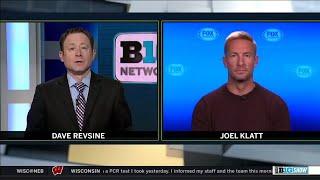 Joel Klatt Discusses The Impact Of Wisconsin-Nebraska COVID Cancellation   Big Ten Football