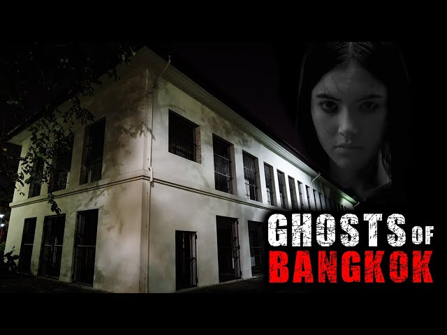 5 MOST HAUNTED Places in Bangkok, Thailand | Prisons, Cemeteries and Shrines!