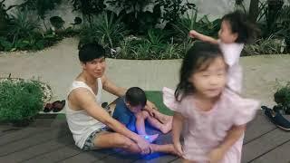 Quây quần chơi trò này mà không biết chán cùng Gia đình Lý Hải Minh Hà