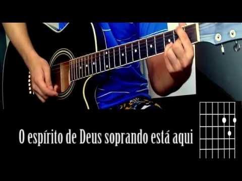 Profetizo - Regis Danese (aula de violão )