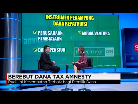 Berebut Dana Tax Amnesty