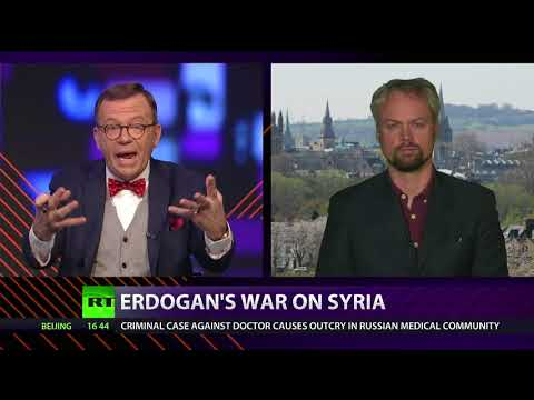 CrossTalk: Erdogan's war on Syria