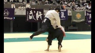 2017年11月3日、東京武道館で開催された「第51回全国学生躰道優勝大会」...
