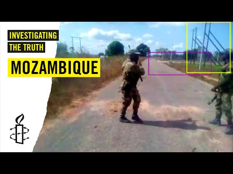 Killing of Woman Proof of Human Rights Violations by Mozambique State Armed Forces