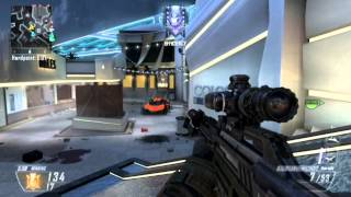 Bloo Has Aimbot! Black Ops 2 Sniping Gameplay!