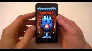 Диктофон для Windows Phone!