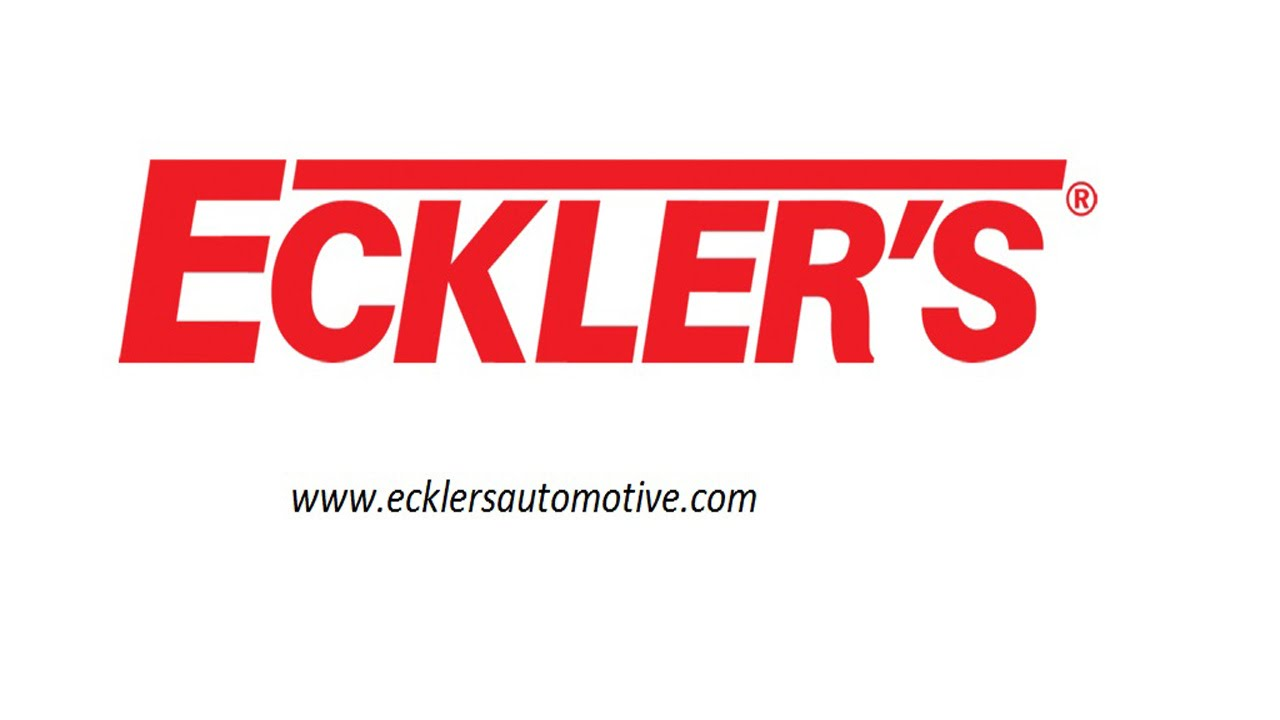 Ecklers Automotive: 1968-1972 Chevy Chevelle Rear Window Moldings, Ecklers