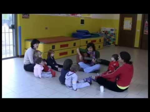 Musicoterapia e bambini-Mamme nella rete