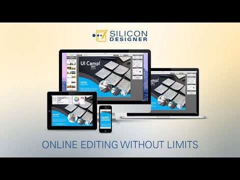 Online Editing with Silicon Designer